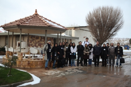 The First IOTA/ME Astronomical Winter School (2013)