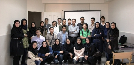 Regional Workshop on Occultation in Tabriz, Iran (May 2012)