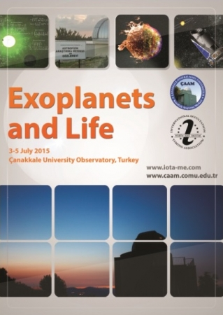 Exoplanets and Life in Turkey