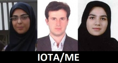 Publication of IOTA/ME members'paper