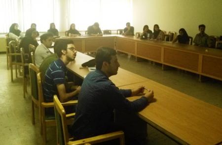 Specific Workshop Associate Members of Eclipse Department of IOTA/ME was held