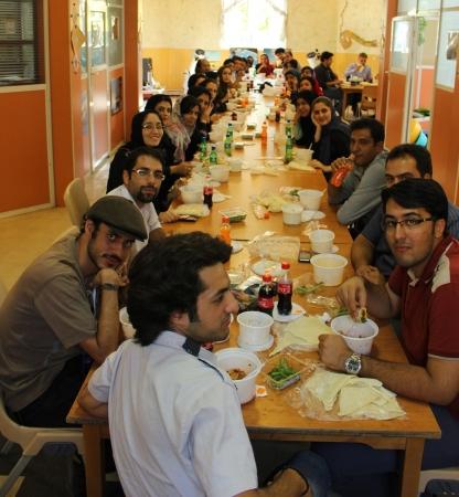 Second Summer School of IOTA/ME (2014) in Tabriz, Iran