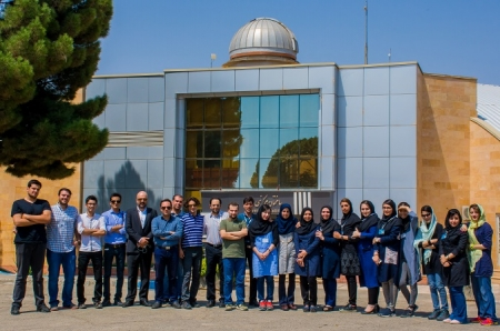 4th Astronomy Summer School - 2016 (ISA & IOTA/ME)