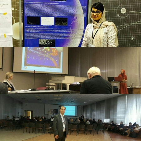 IOTA/ME Members Participated to The Seventh Moscow Solar System Symposium
