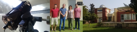 Agreement for cooperation between IOTA/ME and Observatory of Adana Çukurova University