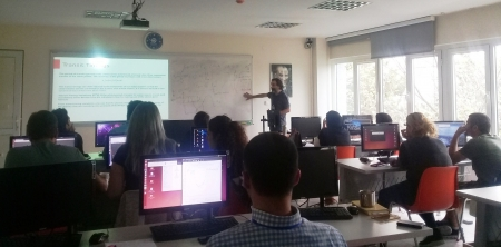 IOTA/ME PHOTOMETRIC OBSERVATIONS OF EXOPLANET TRANSITS WORKSHOP WAS HELD