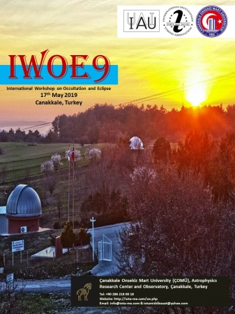 The 9th International Workshop on Occultation and Eclipse (IWOE9)