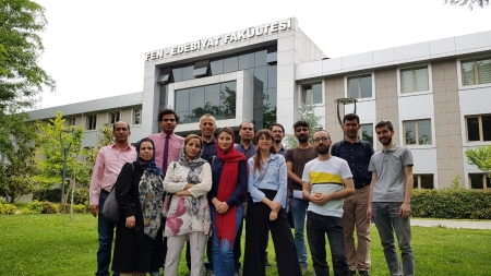 Visiting of Yildiz Technical University and Istanbul University